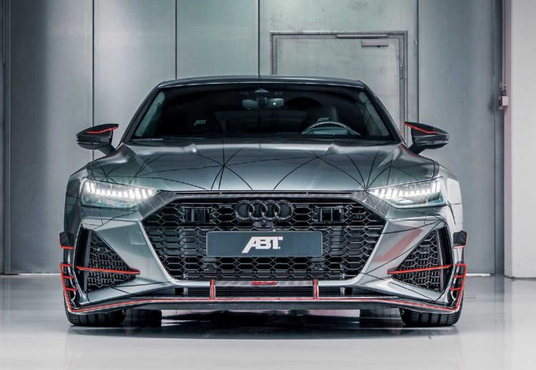 Audi A7, Audi RS7 Sportback, Audi A7 modificado, Audi RS7 Sportback modificado, Audi A7 modificado fotos, Audi RS7 Sportback modificado fotos, Audi A7 modificado características, Audi RS7 Sportback modificado características, Audi A7 ABT, Audi RS7 Sportback ABT, ABT RS7-R, ABT RS7-R fotos, ABT RS7-R características