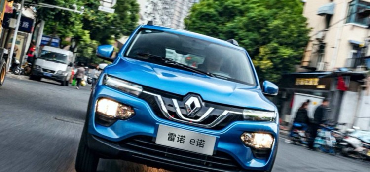 renault china, renault venta de autos en china, renault venta de carros en china, renault electricos, renault city k-ze chino, renault dongfeng, egt new energy automotive, dongfeng renault automotive company, renault brilliance jinbei automotiv