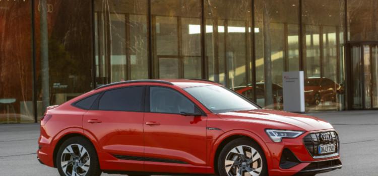 Audi e-Tron Sportback, nuevo Audi e-Tron Sportback, Audi e-Tron Sportback 2020, Audi e-Tron Sportback Europa, Audi e-Tron Sportback fotos, Audi e-Tron Sportback características, Audi e-Tron Sportback precio, Audi e-Tron Sportback lanzamiento, Audi e-Tron Sportback reseña, nuevo Audi e-Tron coupe, audi e-tron coupe, audi e-tron suv coupe, audi e-tron deportivo, audi e-tron suv deportivo