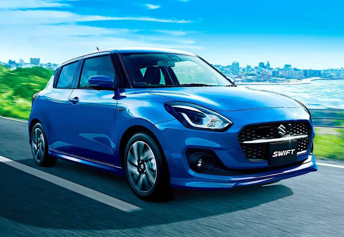 suzuki swift 2021, suzuki swift hybrid 2021, suzuki swift mild-hybrid 2021, suzuki swift 2021 caracteristicas, suzuki swift hibrido caracteristicas, suzuki swift 1.2, suzuki swift shvs, nuevo suzuki swift 2021, nuevo suzuki swift 2021 japon, suzuki swift 2021 india, suzuki swift 2021 colombia, suzuki swift hibrido colombia