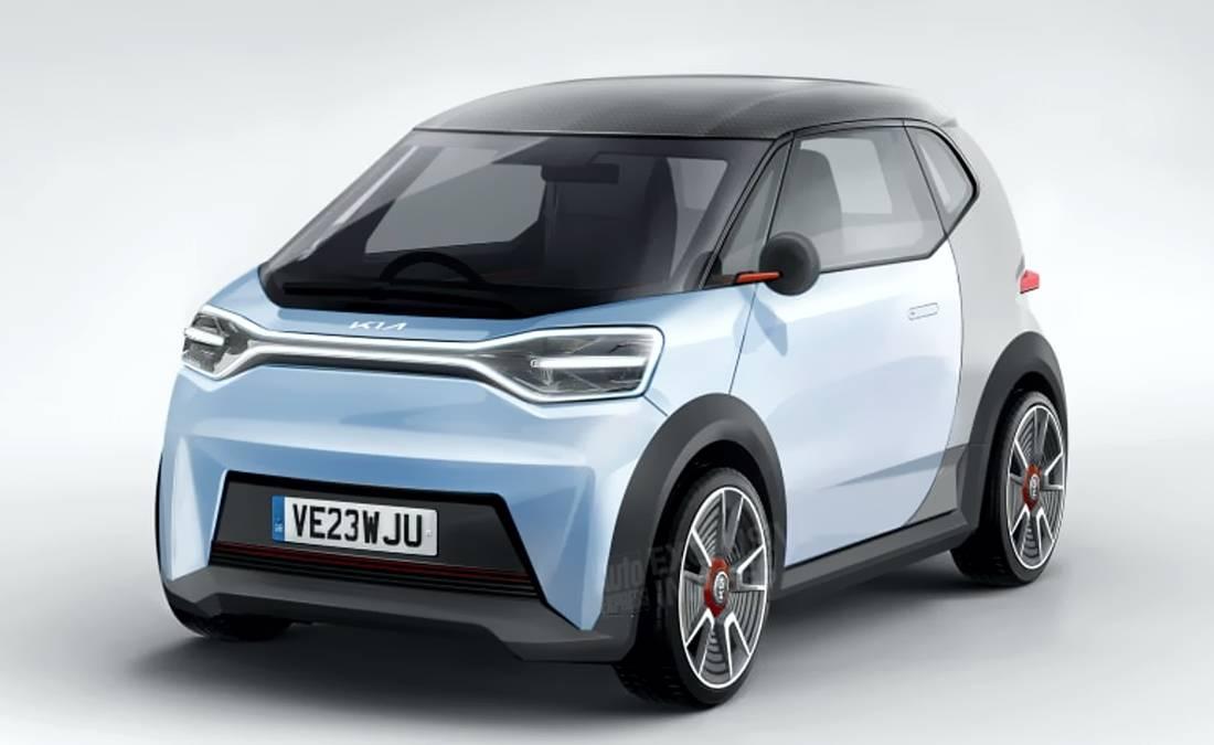 kia electrico, kia mini auto electrico, kia city car electrico, kia nuevo auto electrico, proximos autos kia, nuevos kia, kia auto electrico, kia auto urbano electrico, kia electrico 2022