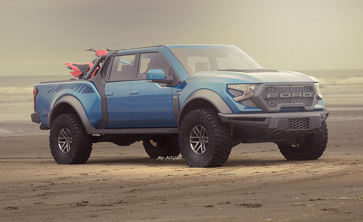 2021 All Ford F150 Raptor History