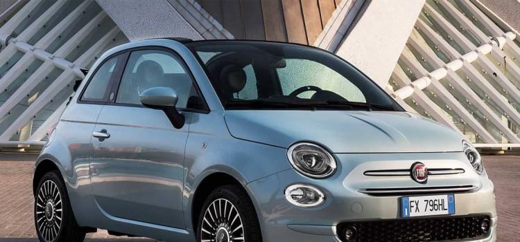 Fiat, Fiat 500, Fiat Panda, Fiat 500 y panda hibridos, Fiat sistema de desinfeccion, Fiat paquete d-fence, Fiat noticias, Fiat informacion, Fiat tecnologia