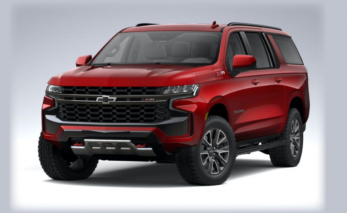 2021 Chevy Suburban Z71 Price and Release date
