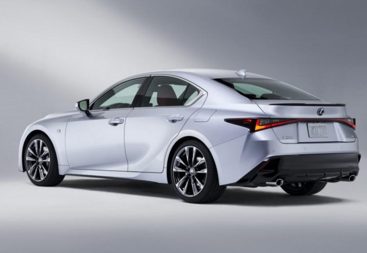 Lexus IS, Lexus IS cuarta generación, Lexus IS 2021, Nuevo Lexus IS, Lexus IS fotos, Lexus IS características, Lexus IS Lanzamiento, Sedanes japoneses, Carros de lujo, Carros de lujo japon, Sedan Lexus, Lexus Sedan compacto