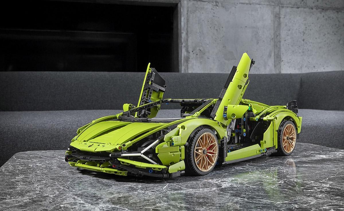 Lamborghini Lego
