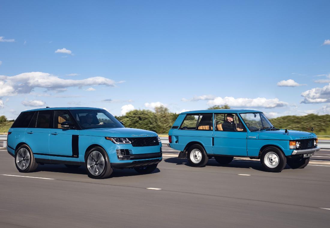 Range Rover, Land Rover Range Rover, Range Rover aniversario, Range Rover historia, Range Rover edicion limitada, Range Rover edicion de aniversario, Range Rover Fifty, Range Rover caracteristicas, Range Rover Fotos