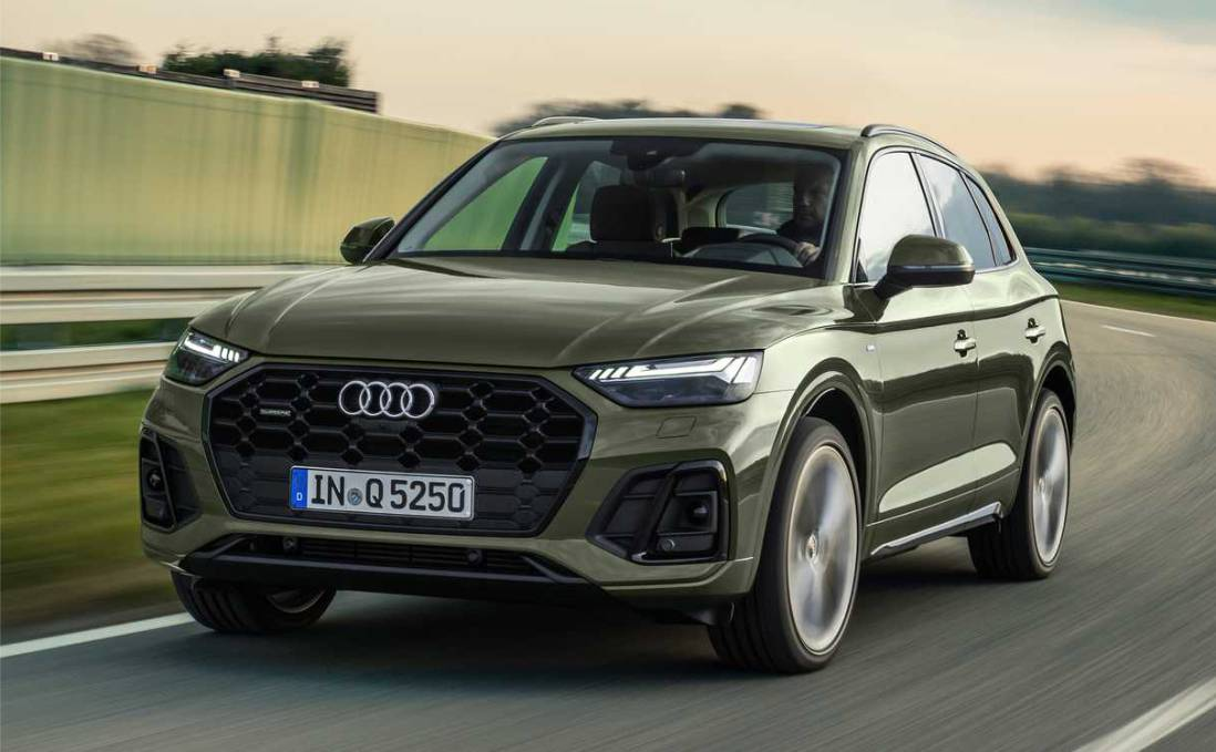 El Audi Q5 2021 Llega Con Un Estilo Mas Fresco Y Mas Opciones Electrificadas