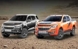 Chevrolet Colorado, Chevrolet TrailBlazer, Chevrolet Colorado 2021, Chevrolet TrailBlazer 2021, Chevrolet Colorado facelift, Chevrolet TrailBlazer facelift, Chevrolet Colorado caracteristicas, Chevrolet TrailBlazer caracteristicas, Chevrolet Colorado fotos, Chevrolet TrailBlazer fotos