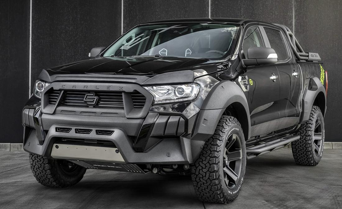 La Ford Ranger Raptor Se Enfurece Aun Mas Con Este Impresionante Body Kit Polaco