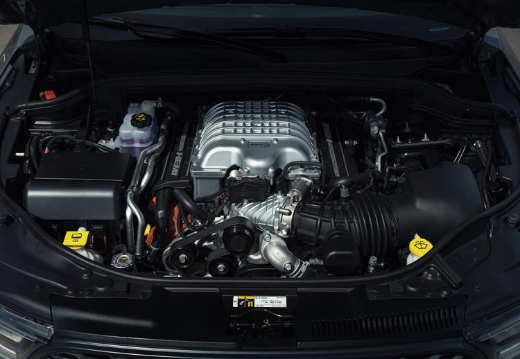 Durango SRT Hellcat
