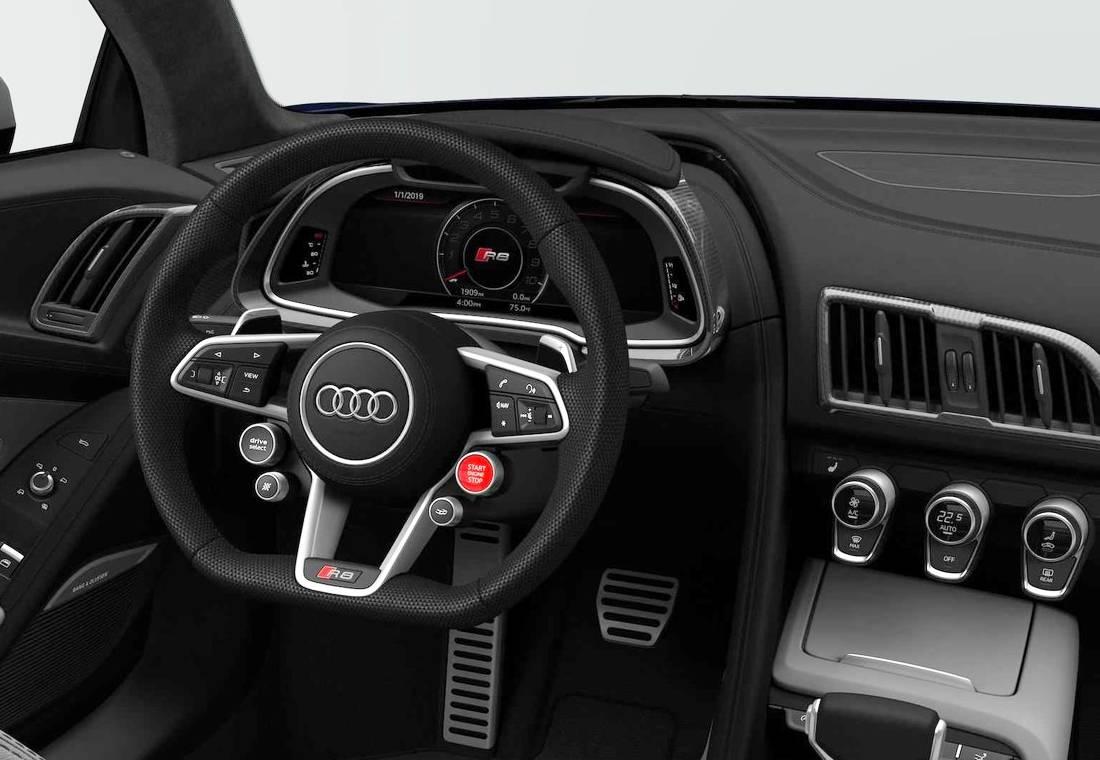Audi R8 V10 Limited Edition Un Adios Con Mas Equipamiento Para El R8 De Entrada