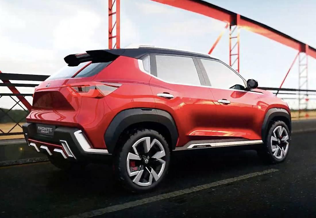El Nissan Magnite Llegaria A America Latina Para Reemplazar En Parte Al March
