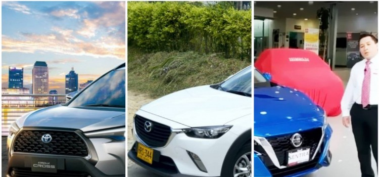 el carro colombiano, el carro colombiano lo mas leido, el carro colombiano top 5, el carro colombiano resumen de la semana, el carro colombiano noticias, el carro colombiano mazda cx-30, el carro colombiano toyota corolla cross, el carro colombiano suzuki xl7, el carro colombiano chevrolet Groove