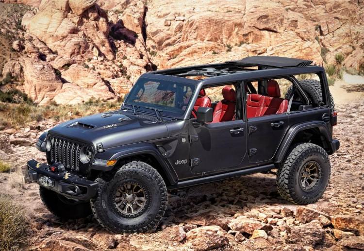 Jeep Wrangler híbrido — Próximo lanzamiento
