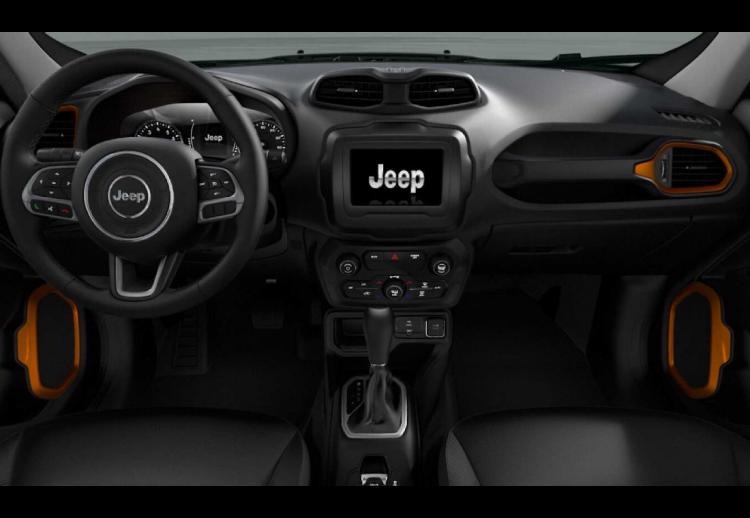 Jeep Renegade Orange Edition, Jeep Renegade Orange Edition 2020, nuevo Jeep Renegade Orange Edition, Jeep Renegade Orange Edition fotos, Jeep Renegade Orange Edition caracteristicas, Jeep Renegade 2020, Jeep Renegade edición especial, Jeep Renegade Naranja