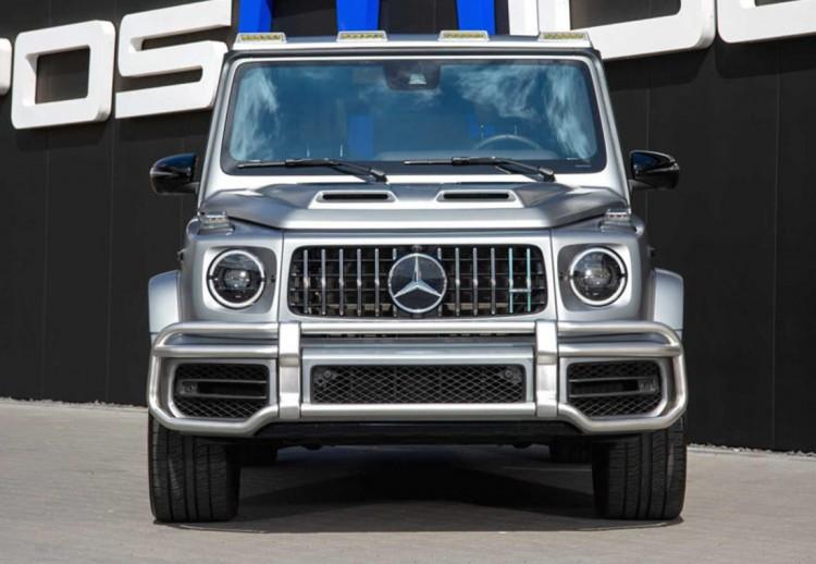 Mercedes-AMG G63, Mercedes-AMG G63 modificado, Mercedes-AMG G63 posaidon, Mercedes-AMG G63 más potente, Mercedes-AMG G63 caracteristicasm Mercedes-AMG G63 alemania, Mercedes-AMG G63 de carreras, Mercedes-AMG G63 sleeper, Camionetas de lujo modificadas, Mercedes-AMG G63 posaidon fotos, Mercedes-AMG G63 precio, Mercedes-AMG G63 posaidon características, Mercedes-AMG G63 modificado fotos, Mercedes-AMG G63 modificado caracteristicas