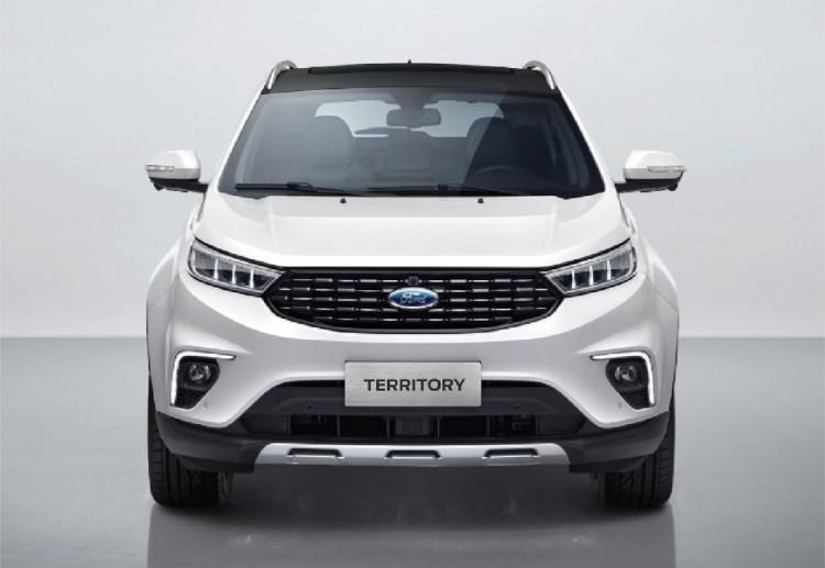 Ford ya vende la Territory en Argentina — Lanzamiento