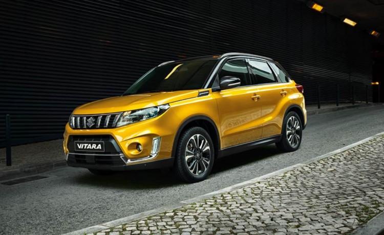 Nuevo Suzuki Vitara, Suzuki Vitara 2021, Suzuki Vitara hibrido 2021, Nuevo Suzuki Vitara Hibrido, Suzuki Vitara 2021 fotos, Suzuki Vitara 2021 caracteristicas, Suzuki vitara 2021 lanzamiento, carros japoneses, Carros hibridos japoneses
