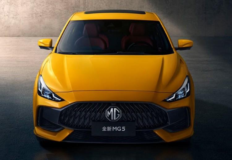 MG 5, MG 5 segunda generacion, MG 5 2021, Nuevo MG 5, MG 5 fotos, MG 5 características, MG 5 china, MG 5 beijing, MG 5 Mercedes-Benz CLA