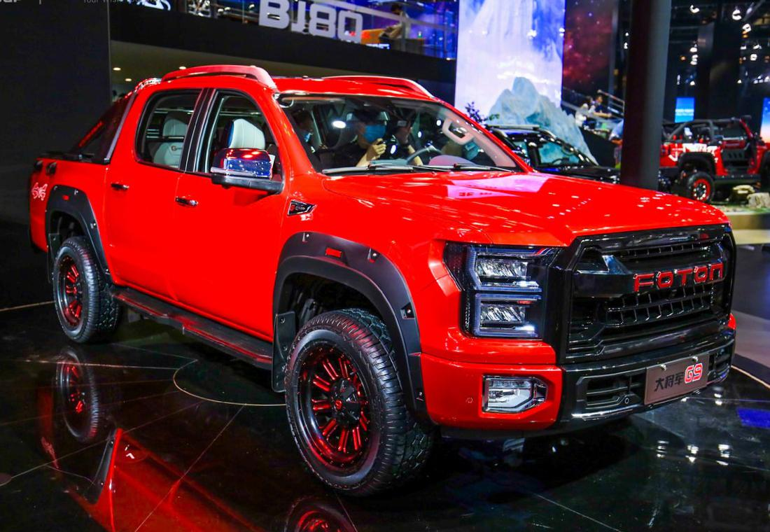 foton general g9, clon chino ford f-150 raptor, clon chino ford raptor, copia china ford f-150 raptor, foton general g9 salon de pekin 2020, foton general g9 caracteristicas, foton general g9 pick-up, foton general g9 ford raptor, foton general g9 copia ford f-150 raptor, foton general g9 fotos, foton general g9 caracteristicas, foton general g9 precio, foton general g9 precio colombia