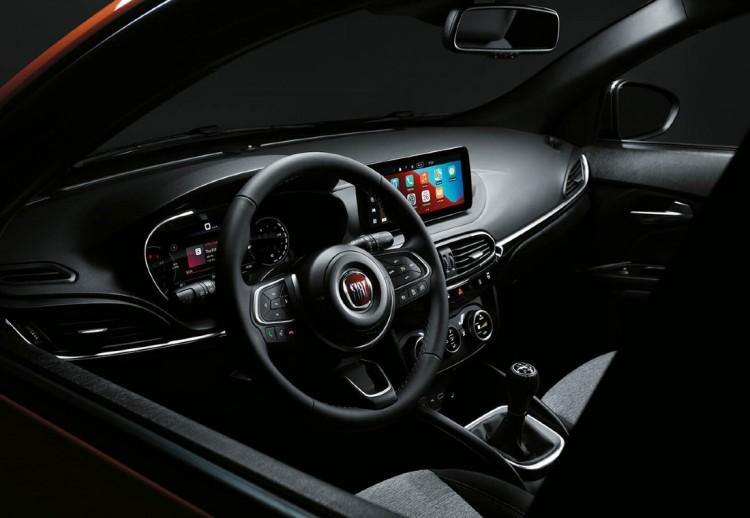 Fiat Tipo Cross, Fiat Tipo Cross fotos, Fiat Tipo Cross caracteristicas, Fiat Tipo SUV, Fiat Tipo Crossover, SUV compacta de Fiat, Crossover compacto de Fiat, Fiat Tipo Cross ficha técnica