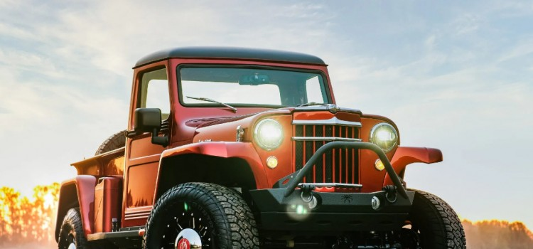Willys Pickup, Willys Pickup restaurado, Willys Pickup modificado, Willys Pickup restomod, Willys Pickup Jeep Wrangler, Willys Pickup Wrangler, Willys Pickup Modificado fotos, Willys Pickup Modificado precio, Willys Pickup Modificado caracteristicas, Willys Pickup Clasico, Willys Pickup Modificado Subasta