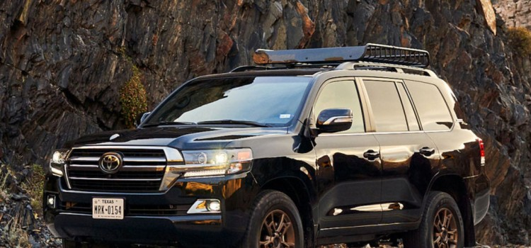 Toyota Land Cruiser, Toyota Land Cruiser 2021, Toyota Land Cruiser Heritage Edition, Toyota Land Cruiser fotos, Toyota Land Cruiser descontinuada, Toyota Land Cruiser Estados Unidos