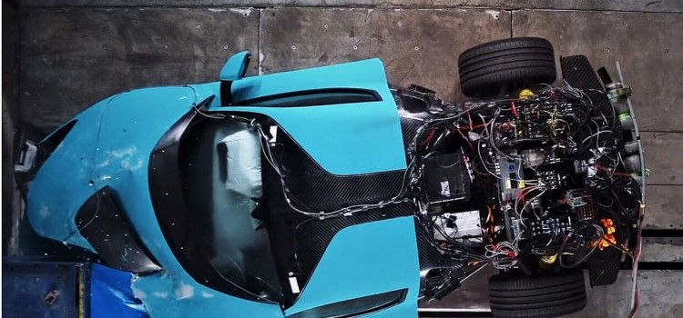 Crash Test Rimac
