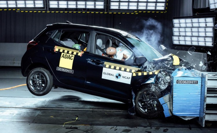 hyundai grand i10 seguridad, hyundai grand i10 2021 seguridad, hyundai grand i10 2020 seguridad, hyundai grand i10 global ncap, hyundai grand i10 latin ncap, hyundai grand i10 prueba de seguridad, hyundai grand i10 crash test