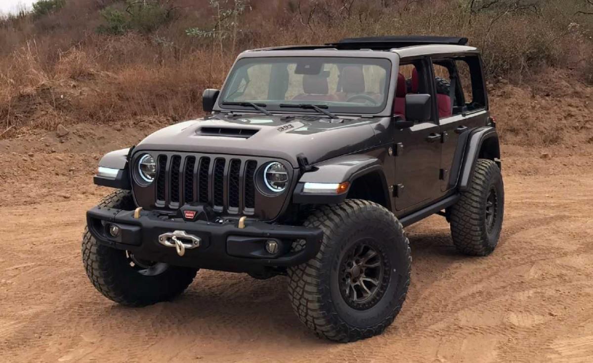 jeep wrangler, jeep wrangler 392, jeep wrangler motor v8, jeep wrangler motor v8 hemi, jeep wrangler version mas potente, jeep wrangler noticias, jeep wrangler fotos, jeep wrangler teaser