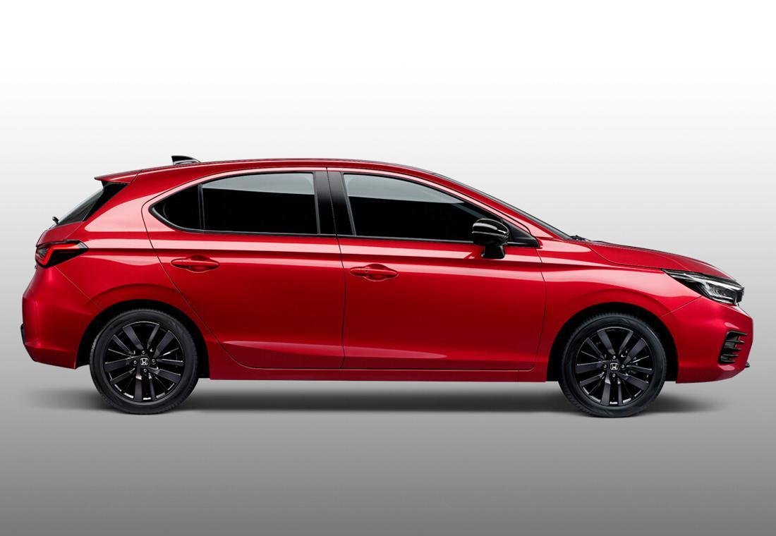Honda City Hatchback: el as bajo la manga para enfrentar a ...