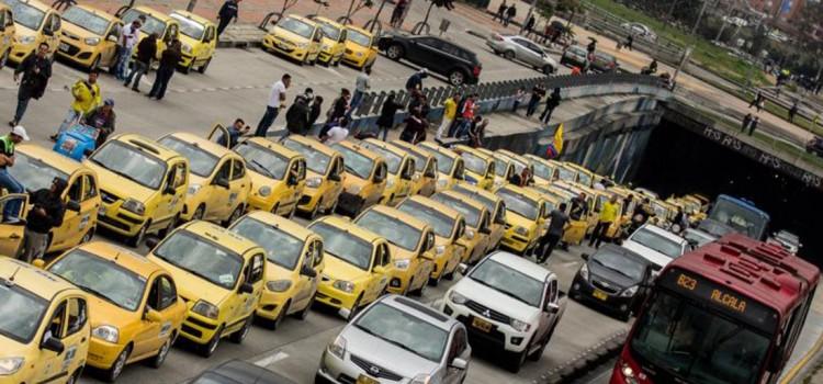 Paro Taxis Noviembre