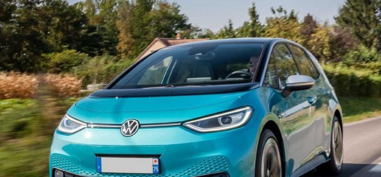 Volkswagen ID.3, Nuevo Volkswagen ID.3, Volkswagen ID.3 fotos, Volkswagen ID.3 2020, Volkswagen ID.3 2021, Volkswagen ID.3 Europa, venta de carros en europa, Carros electricos europa, venta de carros electricos europa, Volkswagen ID.3 ventas