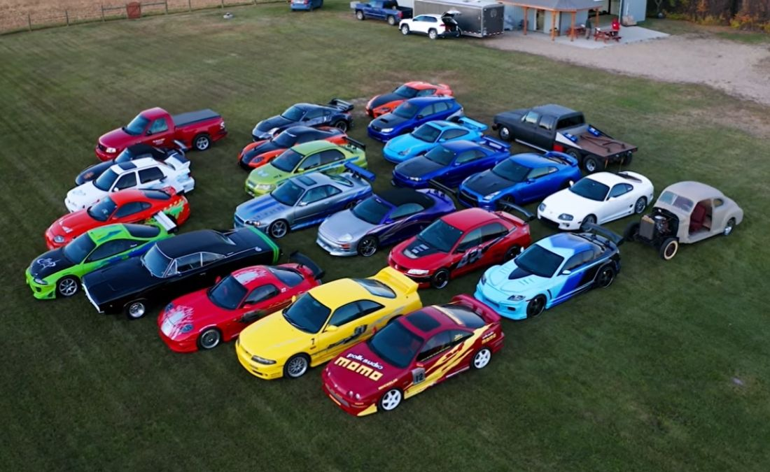 rapido y furioso, rapido y furioso coleccion de autos, rapido y furioso autos replicas, rapido y furioso coleccion replicas