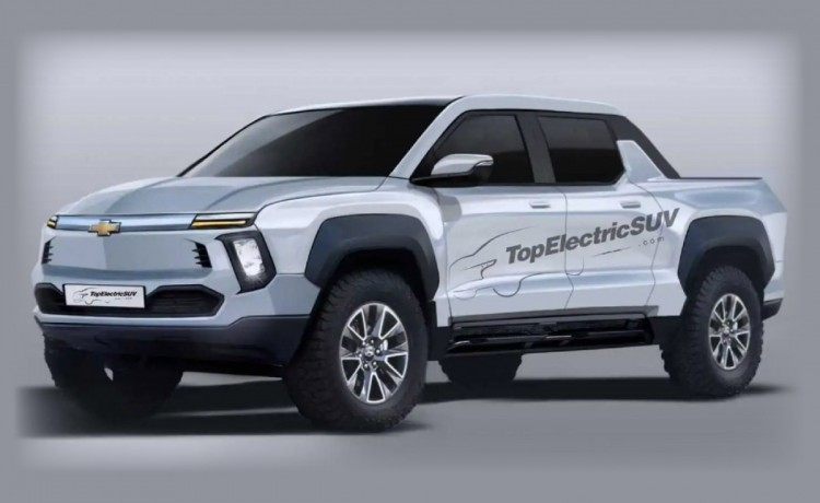 chevrolet pick-up electrica, chevrolet pick-up electrica informacion, chevrolet pick-up electrica datos, chevrolet pick-up electrica render, chevrolet pick-up electrica proyeccion digital, chevrolet pick-up electrica noticias