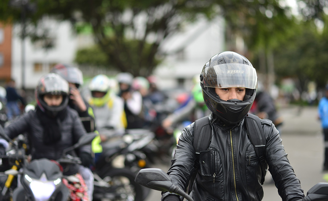 Cascos Motos 2021