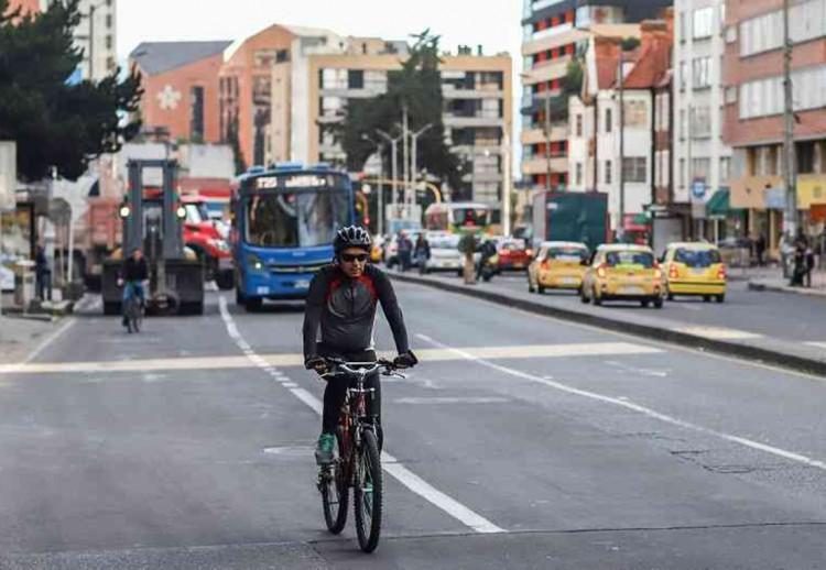 Bicicletas Bogotá 2020