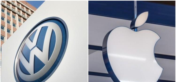 Gerente de Volkswagen, Volkswagen Apple, Apple, Volkswagen, Carros autonomos, Carro de Apple, Apple Car, iCar, Proyecto Titan, Herbert Diess