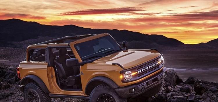 Ford Bronco, Ford Bronco entregas, nuevo Ford Bronco, Ford Bronco 2020, Ford Bronco 2021, Ford Bronco 2022, Ford Bronco retraso, Ford Bronco aplazo, Ford Bronco fotos