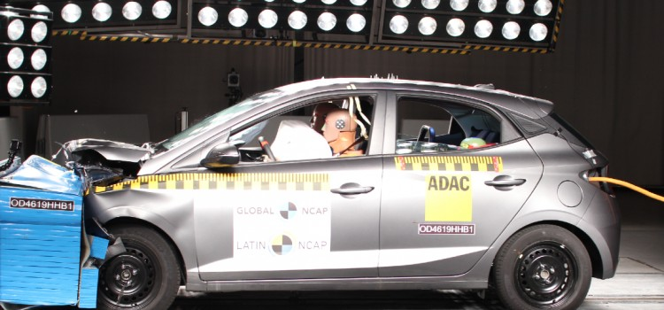 Resultados Latin NCAP 2020, Ford Ka seguridad, Hyundai HB20 seguridad, Ford Ka prueba de choque, Hyundai HB20 prueba de choque, Ford Ka choque fotos, Hyundai HB20 choque fotos, Ford Ka Latin NCAP, Hyundai HB20 Latin NCAP