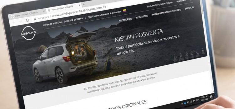 Tienda Nissan Posventa