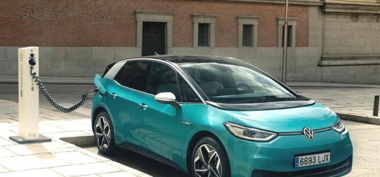 autos electricos, autos electricos noruega, autos electricos record de ventas noruega, movilidad electrica noruega, autos electricos volkswagen id.3, autos electricos ventas europa, autos electricos ventas noruega