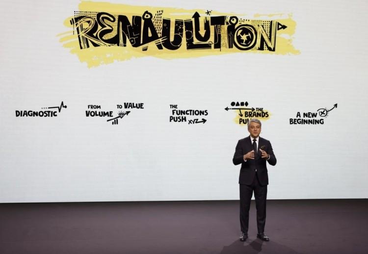 renault, renault renaulution, renault renaulution detalles, renault renaulution informacion, renault renaulution estrategias, renault nuevo plan de negocios, renault renaulution nuevos modelos, renault renaulution autos eléctricos
