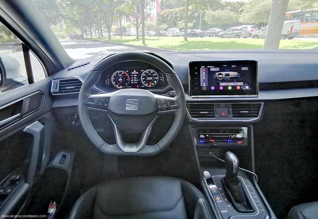seat tarraco, seat tarraco colombia, seat tarraco prueba de manejo, seat tarraco test drive, seat tarraco video, seat tarraco precio colombia, seat tarraco caracteristicas, seat tarraco xcellence, seat tarraco xcellence test drive, seat tarraco comentarios, seat tarraco impresiones, seat tarraco 2021, seat tarraco suv, seat tarraco 1.4 tsi, seat tarraco 1.4 tsi turbo, seat tarraco dimensiones, seat tarraco equipamiento, seat tarraco seguridad