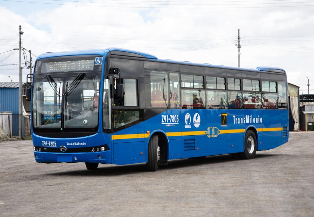 buses electricos bogota, nuevos buses para bogota, nuevos buses transmilenio bogota, nuevos buses electricos transmilenio, buses electricos byd bogota, buses electricos byd colombia, nuevos buses electricos byd, byd colombia