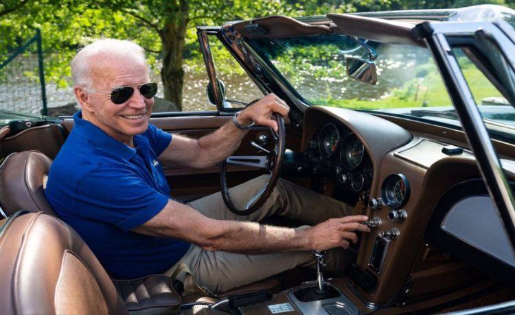 Joe Biden Carros