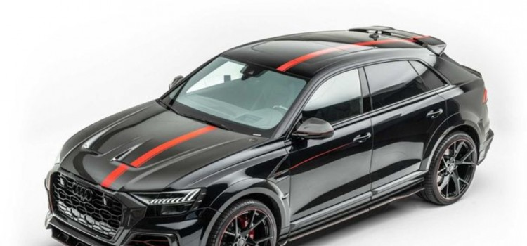 Audi RS Q8, Audi RS Q8 modificado, Audi RS Q8 mansory, Audi RS Q8 mansory fotos, Audi RS Q8 mansory características, Audi RS Q8 modificado fotos, Audi RS Q8 modificado características