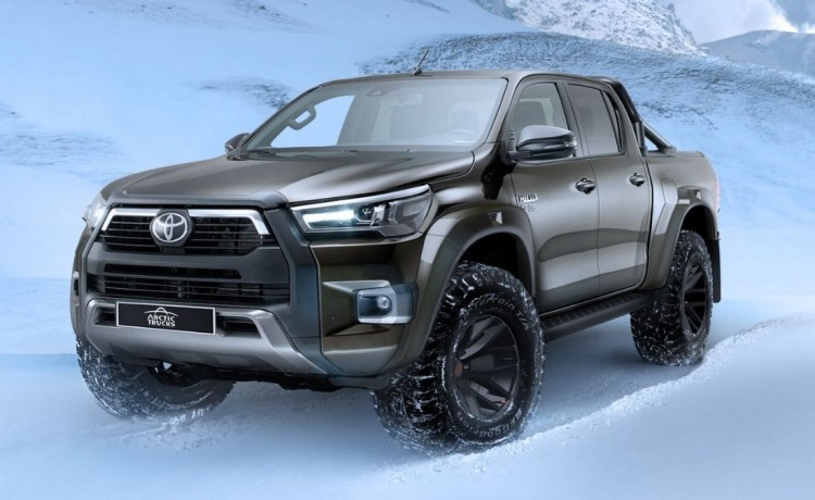 toyota hilux at35, toyota hilux at35 informacion, toyota hilux at35 datos, toyota hilux at35 caracteristicas, toyota hilux at35 version modificada, toyota hilux at35 arctic trucks, toyota hilux at35 fotos, toyota hilux at35 reino unido