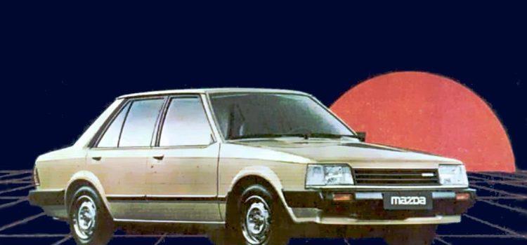 mazda en colombia, historia de mazda en colombia, mazda 323, mazda 323 1984, mazda 323 1500, mazda 323 sedan, mazda el reto japones, publicidad en colombia, publicidad antigua en colombia, publicidad automotriz en colombia, publicidad de carros en colombia, publicidad de autos en colombia